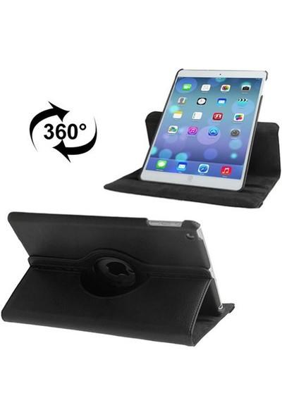 Mobile World iPad Air 2 360 Derece Dönebilen Siyah Kılıf Seti
