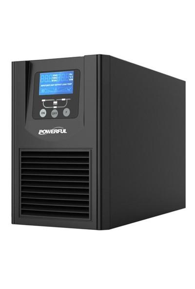 Powerful PSE-1101 1KVA Online Ups Kesintisiz Güç Kaynağı