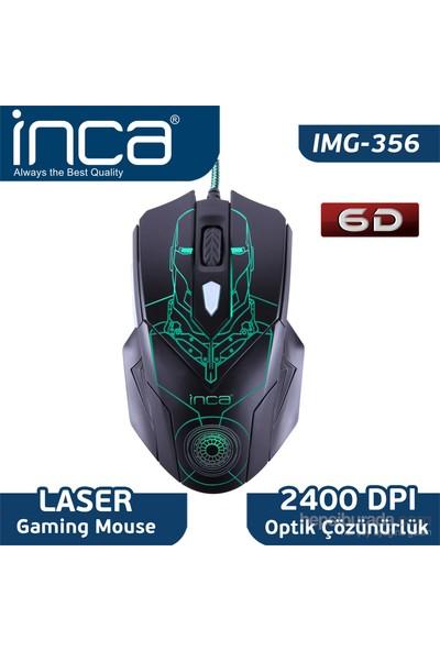 Inca IMG-356 Kablolu Oyuncu Mouse
