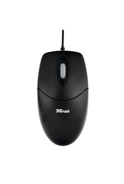 Trust Kablolu Siyah Mouse (MOU TRUST 16591)