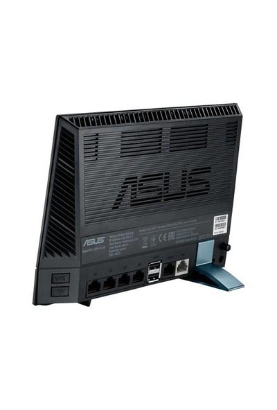 Asus DSL-N17U 300Mbps Torrent Bulut VPN EWAN 3G/4G DLNA Ebeveyn Kontrolü Destekli ADSL2+ VDSL Fiber Destekli Gigabit Modem Router
