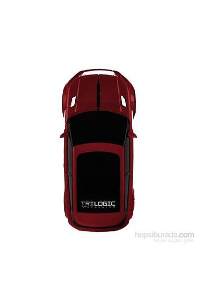 Trilogic M31 2.4GHz 3D Kablosuz Kırmızı Mouse