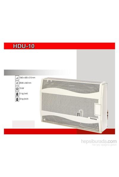 Hoşseven HDU-10 11 Kw 9640 Kcal/H Hermetik Doğalgaz Sobası