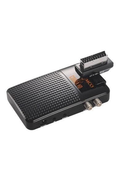 Hiremco Cobra Hd Scart Tipi Uydu Alıcısı