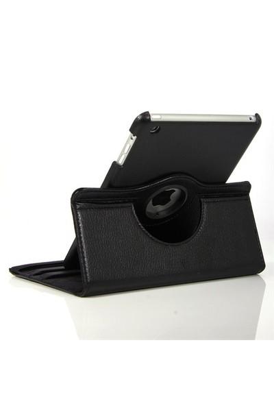 Romeca 360 Derece Dönebilen Siyah iPad Mini Kılıf