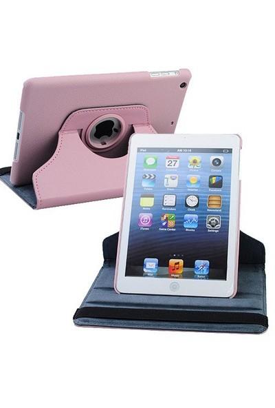 Romeca 360 Derece Dönebilen Pembe iPad Mini Kılıf