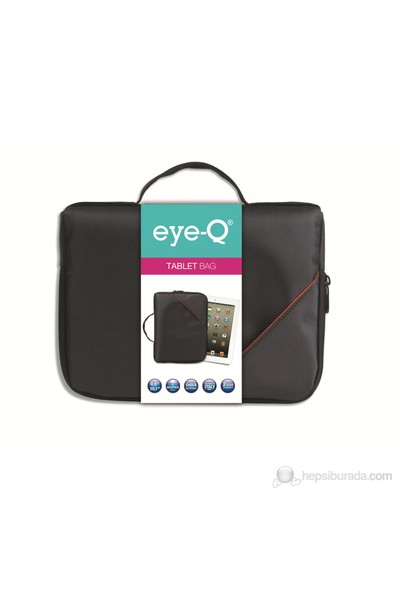 "eye-Q EQ-TB810COVER 8,9-10"" Siyah Tablet Çantası"