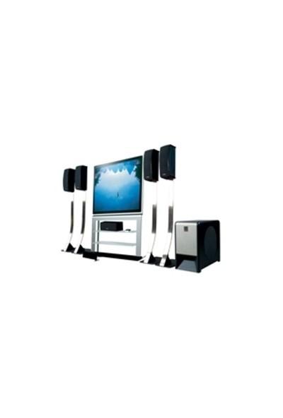 Microlab X-27 5+1 Siyah Speaker