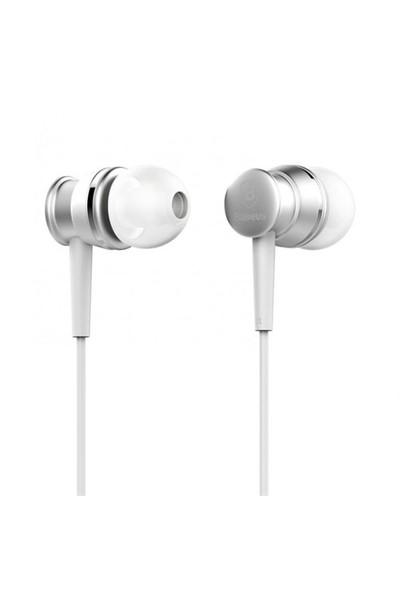 Baseus Kny Lark Serisi Kulak İçi Kulaklık Gümüş