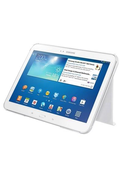 Romeca Samsung Galaxy Tab Pro 10.1'' T520 Beyaz Tablet Kılıfı Tablet Kalem Hediyeli