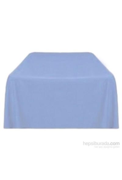 Clemensi Dekorluk Masa Örtüsü 130X220cm Mavi