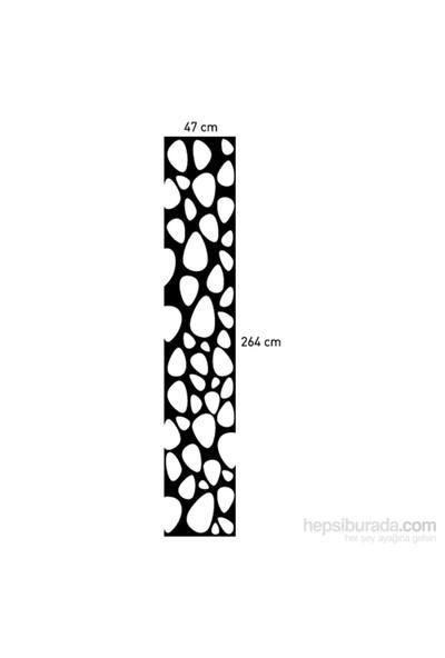 Artikel Stone-2 Kadife Duvar Sticker