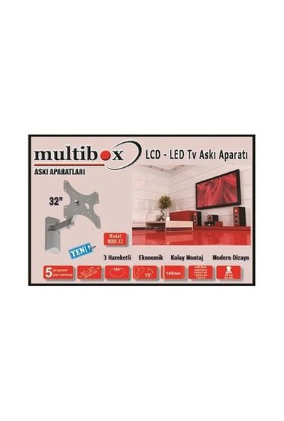 "Multibox MB-32 10""-37"" Hareketli Askı Aparatı"
