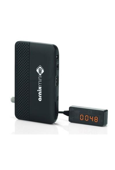 Arnix Mini Black HD/CX Uydu Alıcısı
