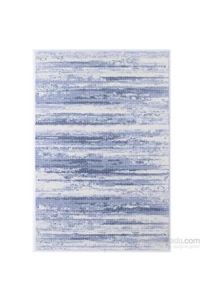 Patika Halı Sade 7201A Mavi Halı