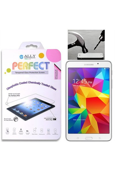 Ally Galaxy Tab 4 7.0 T230.T231.T235 Kırılmaz Cam Ekran Koruyucu