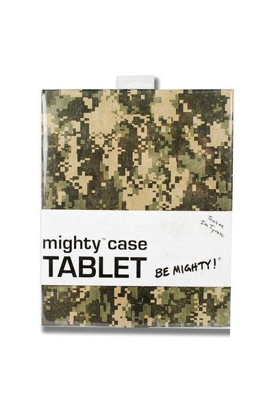Dynomighty Tablet Pc & İpad Kılıfı - Dıgıtal Camo