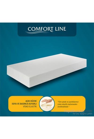 Comfortline Çift Kişilik Visco Yatak 160X200 Cm