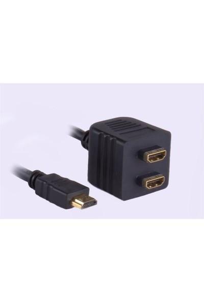 TTAF HDMI Erkek – 2 X HDMI Dişi Adaptör (96155)