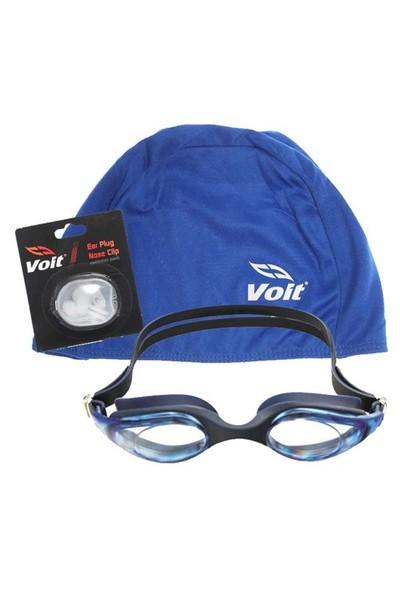 Voit Yüzücü Gözlüğü-Voit Bez Bone-Voit Kulak Burun Tıkacı