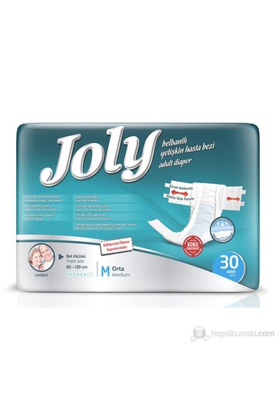 Joly Yetişkin Bezi 30'lu Medium