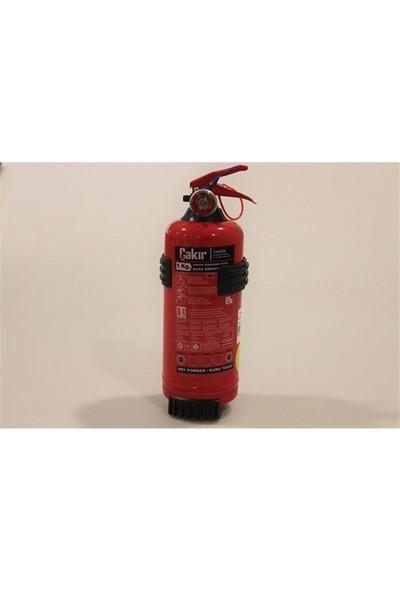 Space Yangın Söndürücü 1kg (ÇAKIR)