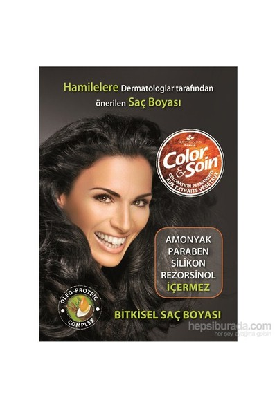 COLOR SOIN 4B BROWNİ KESTANESİ