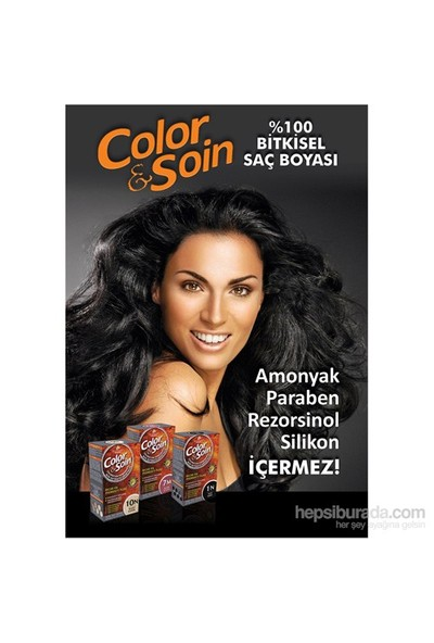 COLOR SOIN 8A SARI CAZİBE