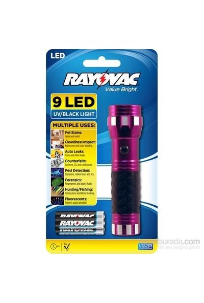 Rayovac Ultraviolet Uv Fener