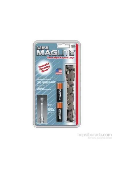 Maglite M2a026r Mini Maglite Aa Xenon Fener (Blisterli)