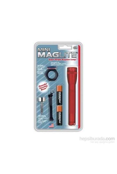 Maglite M2a03cr Mini Maglite Aa Aksesuarlı Xenon Fener (Blisterli)