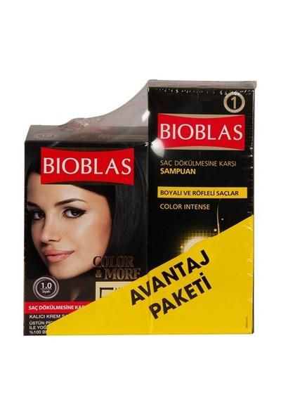 Bioblas Collection More Boya 1.0 Siyah + Bioblas Şampuan