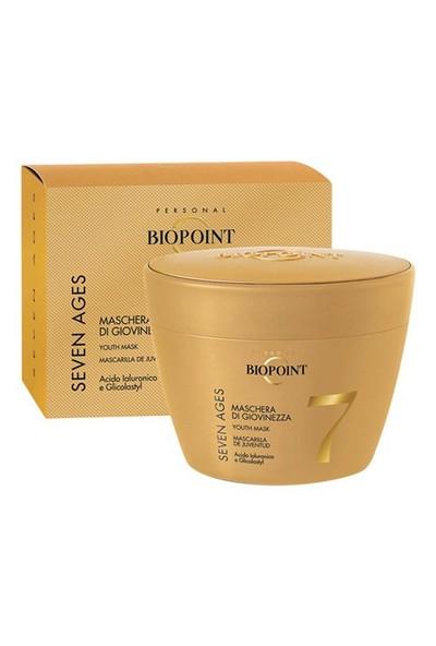 Biopoint Seven Ages - Yaşlanma Belirtilerine Karşı Saç Maskesi 200 Ml