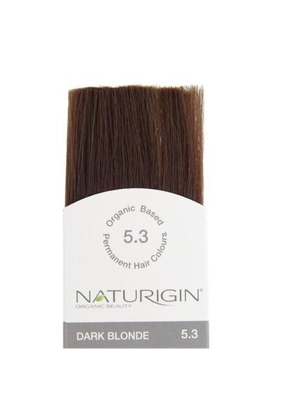 Naturigin Organik İçerikli Saç Boyası Koyu Kumral 5.3