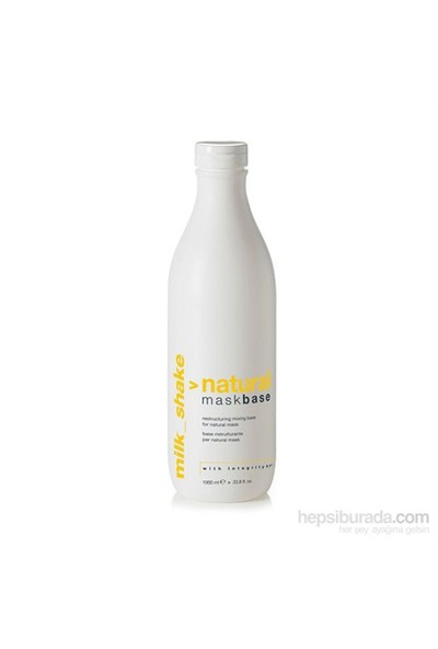 Milk Shake Natural Restructuring Mask Base 1000ml