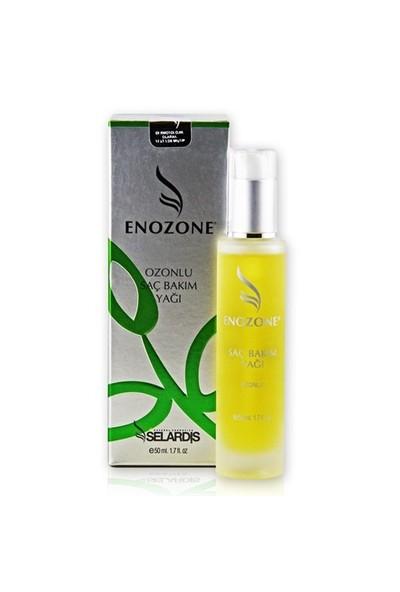 Enozone Ozonlu Saç Bakım Yağı