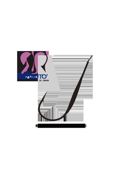 Maruto Japon Olta İğnesi 2498 Nikel 15