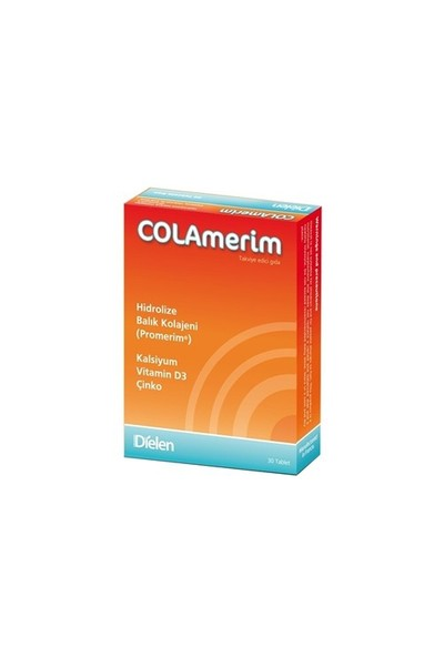 Colamerim 30 Tablet