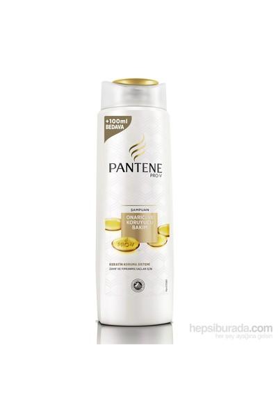 Pantene Şampuan Onarıcı ve Koruyucu Bakım 600 ml + 100 ml Bedava