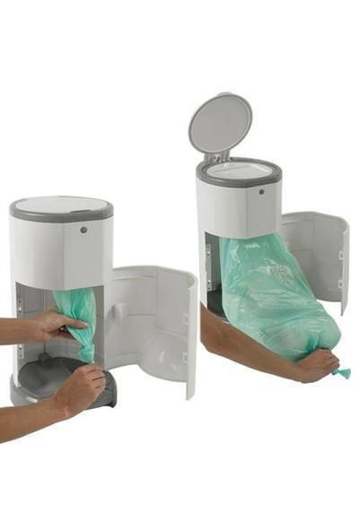 Korbell Bebek Bezi Çöp Kovası Sistemi 16 Litre