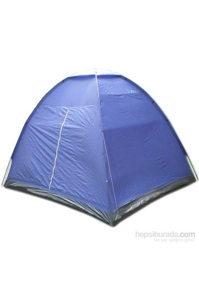 Savage 10103- 3 P Koyu Mavi Çadır (210*190*130 Cm)
