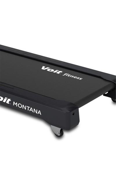 Voit Montana 3,5 HP AV Motorlu, Otomatik Eğimli, Geniş 7 inch Göstergeli, Yağ Ölçümü Yapan Koşu Bandı