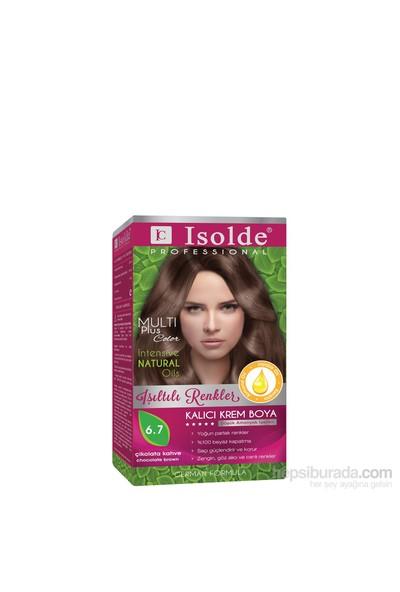 Zigavus Isolde Saç Boyası Açık Kestane 6.7