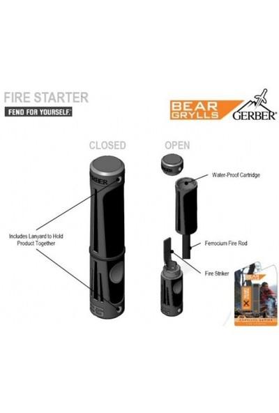 Gerber Fire Starter (Ateş Başlatıcı)