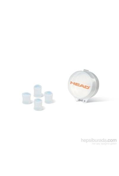 Head Ear Plug Silicone Moulded Yzücü Havuz 4'lü Kulak Tıkacı