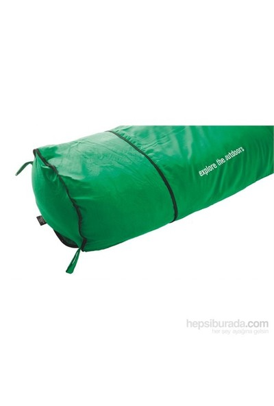 Outwell Convertible Junior Unisex Yeşil Çocuk Uyku Tulumu OUT230070