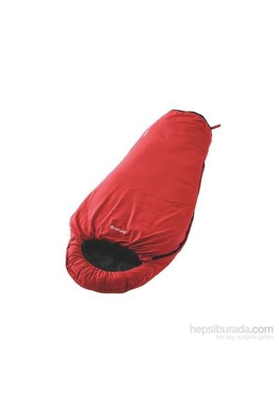 Outwell Convertible Junior Unisex Kırmızı Çocuk Uyku Tulumu OUT230069
