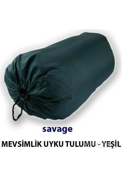 Savage Ys-506 Mevsimlik Yeşil Uyku Tulumu
