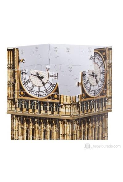 Ravensburger 3 Boyutlu 216 Parçalı Plastik Puzzle Big Ben Saat Kulesi-125548