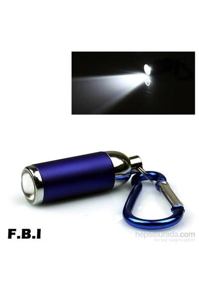 F.B.I Zoom Pompalı Anahtarlık Fener F-928